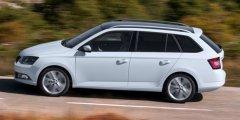 Nová Škoda Fábia Combi III